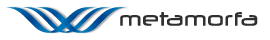 Metamorfa ∞ Studio logo